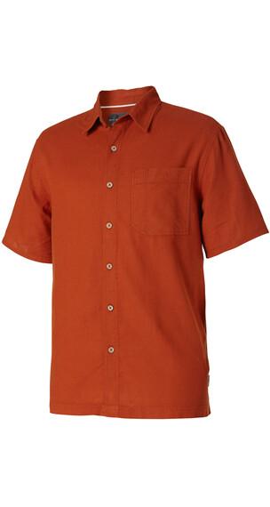 Royal Robbins Cool Mesh S/S Shirt Men Cordwood